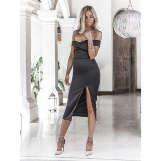 AFTERPAY AVAILABLE - LOTUS LITTLE BLACK DRESS - 6 8 10