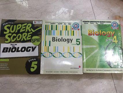 SPM Biology