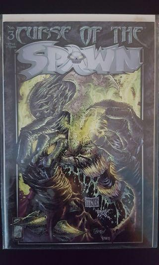 *Clearance Sale Bargain Bin Offer*Curse Of The Spawn #3 (1996 1st Series)