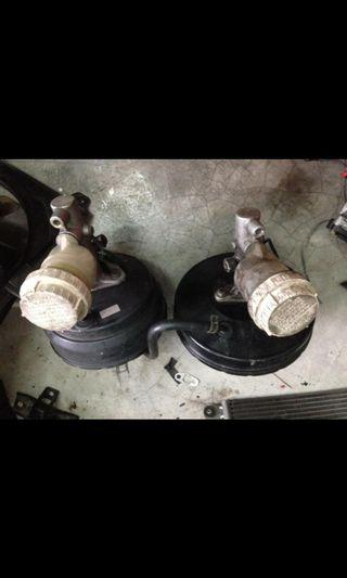 Perdana v6/sei brake servo