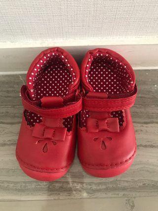 Sepatu bayi mothercare size 20.5
