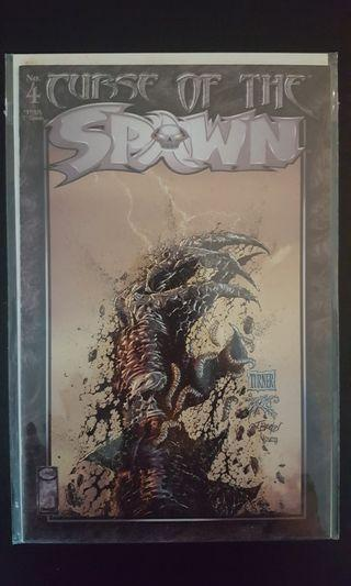 *Clearance Sale Bargain Bin Offer*Curse Of The Spawn #4 (1996 1st Series)