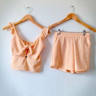 Top and Shorts Coordinates