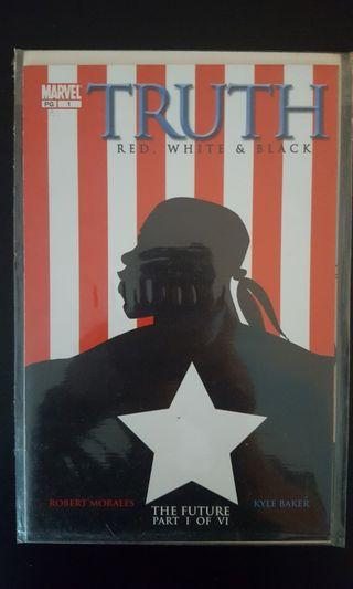 *Clearance Sale Bargain Bin Offer* Truth: Red White & Black#1 (2004 1st Series)