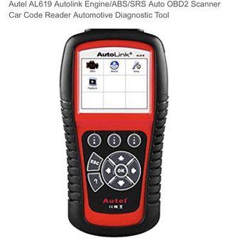 Autolink AL-619 EU汽車診斷儀!