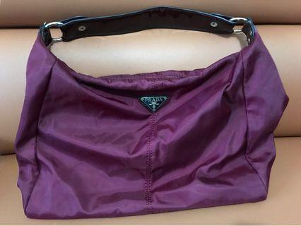 Prada Purple Bag