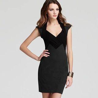 🍍PREORDER🍍Imelda Low Cut bodycon Dress