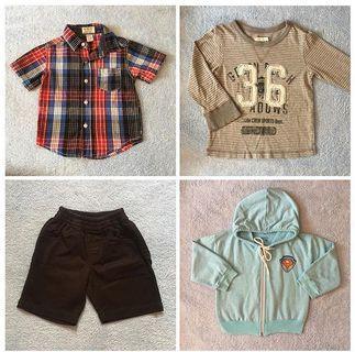 Baby Boy OOTD Set (18-24mos)