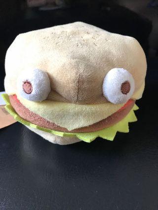 漢堡包公仔