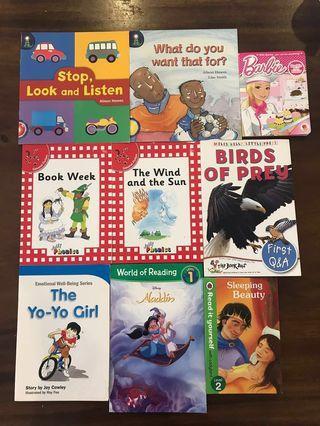 Preschoolers stories - bundle sale