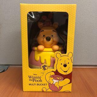 現貨 韓國 CGV Winnie the Pooh 小熊維尼 爆谷桶 小物桶