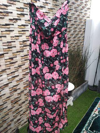 Flower Dress Divided By HnM