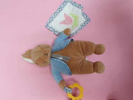 🚚 兔兔固齒安撫娃娃