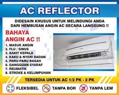 Talang ac / ac filter ukuran 1/2-1pk