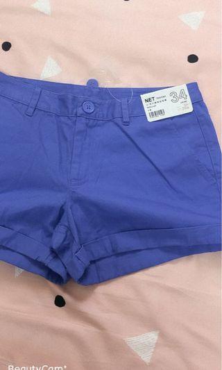 NET品牌短褲