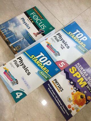 SPM Reference Books (Physics)