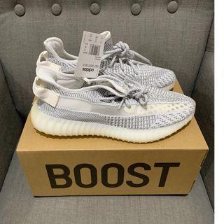 Adidas Yeezy Boost V2 Static Non-Reflective US10.5/UK10