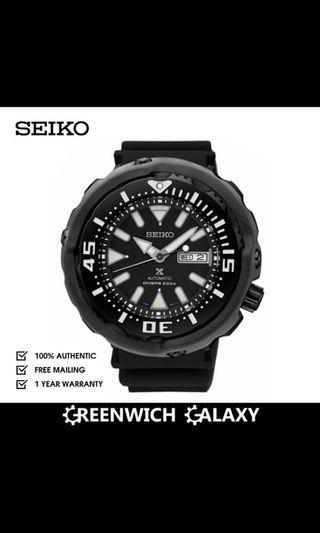 BNIB ⭐️ Seiko Prospex Baby Tuna Black (Ceramic + steel)