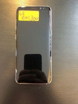 Samsung s8 Demo unit from samsung