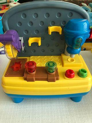 🚚 Toddler building / drill toy