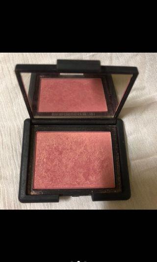 nars blush on orgasm