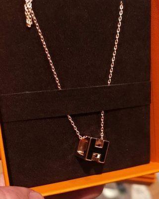 Hermes Necklace