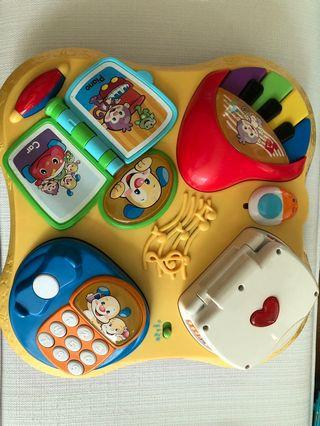 🚚 Fisher price interactive play