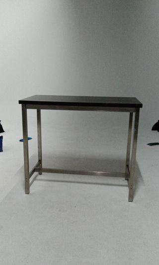 Wide High Table