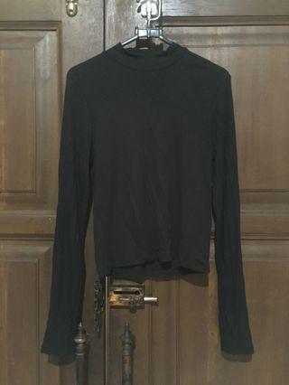 Black turtleneck H&M