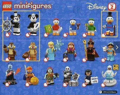 🚚 [Pre-order] Lego Minifigures Series Disney