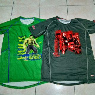 Marvel Dri Fit Shirt Take all