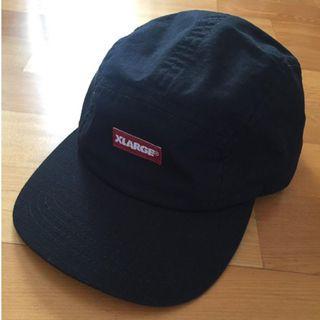 XLARGE BOX LOGO 五分割帽