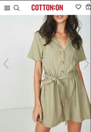 Jumpsuit COTTON ON ARMY
