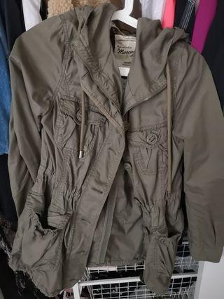 American vintage style jacket
