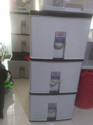 TOYOGO chest drawers 2 sets for $25