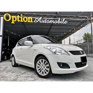 SUZUKI SWIFT 1.4 GLX (AUTO) FULL SERVICE RECORD 1 OWNER ONLY  OTR PRICE