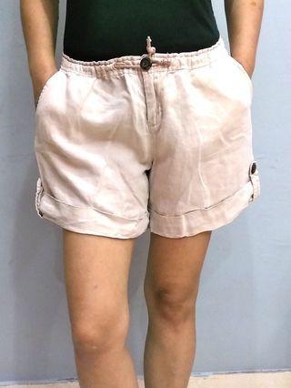 White Hotpants