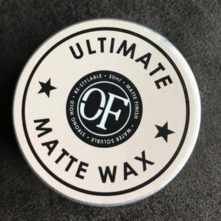 BN Original Fook Ultimate Matte Wax / Strong Hold Pomade Travel -  Matte Wax 50ml