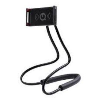 Universal Lazy Hanging Neck Phone Mount Necklace Support Bracket Holder Stand