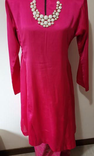 Preloved Baju Kurung Pahang