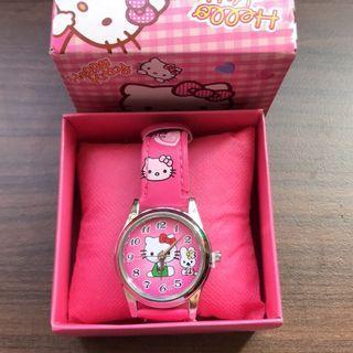 Kitty 手錶 手錶禮盒 手錶