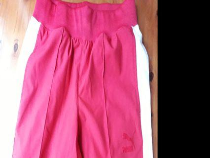 PUMA Red Trackpants #swapau