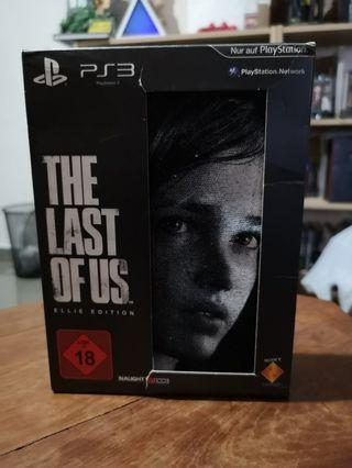 The Last of Us Ellie Edition VERY RARE Limited Release