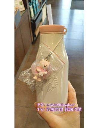 現貨 🧡 韓國 Korea Starbucks SS Loveletter daily straw waterbottle 473ml