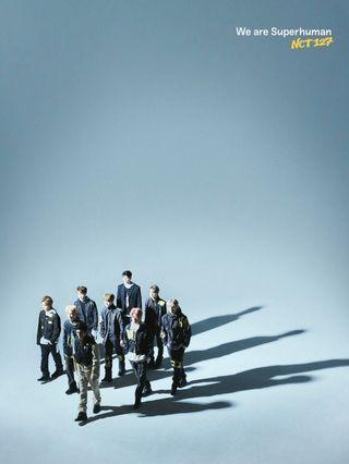 """[SG GO] NCT 127 4th mini album """"WE ARE SUPERHUMAN"""" 💚"""