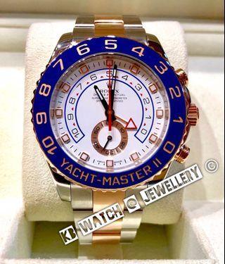 Rolex Yacht-Master II Watch