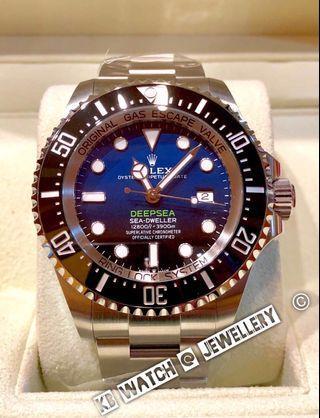 Rolex Deepsea Blue 126660 Watch