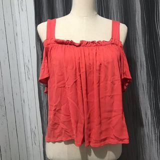 CALLIOPE Coral Beach Top