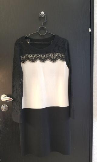 全新 Lace直身裙