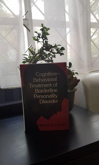 Cognitive Behavioural Treatment of Borderline Personality Disorder